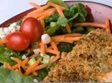 Crunchy Baked Salmon Recipe