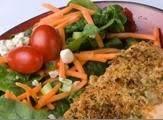 Crunchy Baked Salmon Recipe