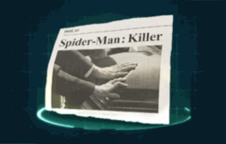 悪党スパイダーマンの記事