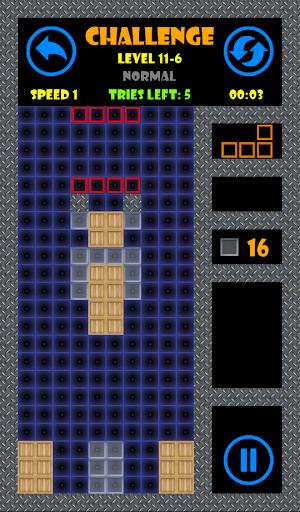 Blocktris Challenge Free 2.0 screenshots 1