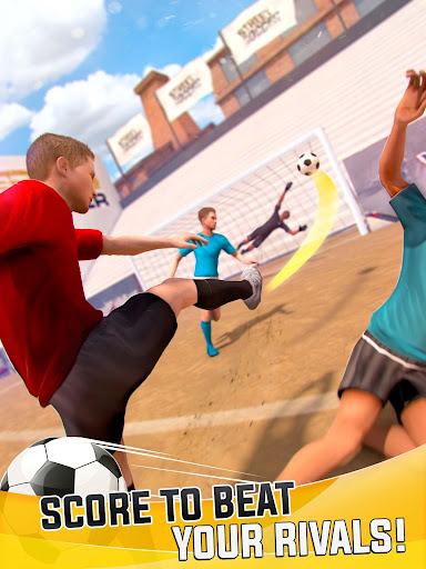 2018 Street Soccer Legend u26bd Urban League Goal Star  screenshots 6