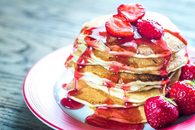 recipes with strawberries