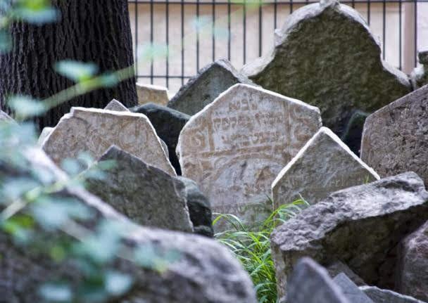 Antigo Cemitério Judeu