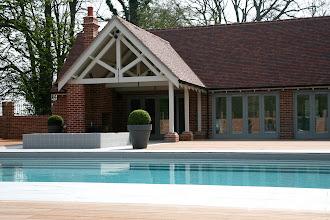 Photo: Maison Talbooth - pool