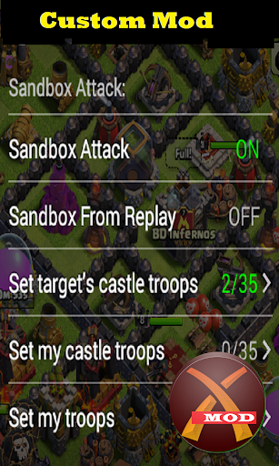 Xmod for Coc Base Layouts Pro