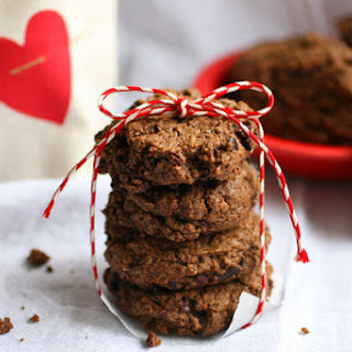 Vegan Spicy Cinnamon Cayenne Cacao Cookies