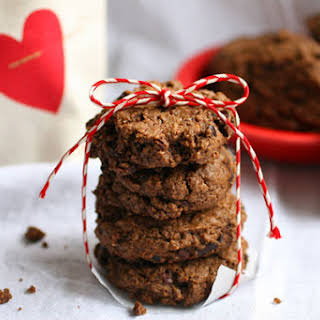 Vegan Spicy Cinnamon Cayenne Cacao Cookies.