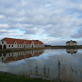 Refleksion  by Karl Erik Straarup - Buildings & Architecture Public & Historical