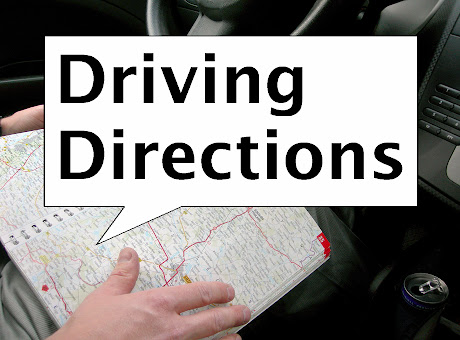 Awesome Driving Directions