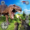 Dino Hunting Free Wild Jungle Sniper Safari icon