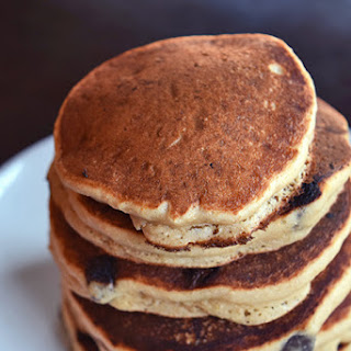 Eggless Whole Wheat Pancakes (or Waffles)