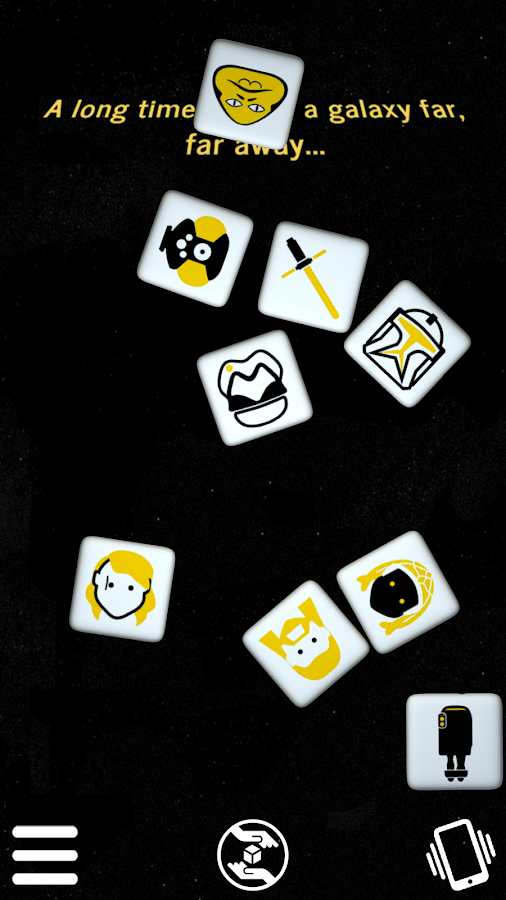Story Dice - Story telling- screenshot