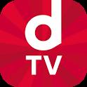 dTV(ディーティービー) 映画・ドラマ・アニメ・韓流など動画が見放題 icon