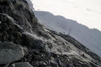 Photo: Závěrečné slanění vodopádem