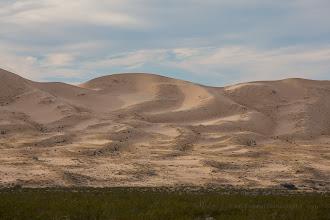 Photo: Kelso Dunes, Mojave National Preserve