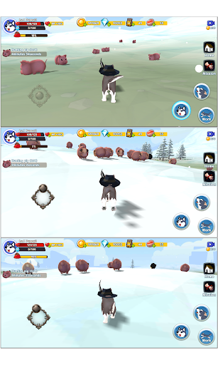 Code Triche 허스키와 나 apk mod screenshots 4
