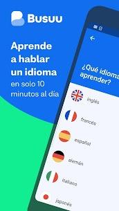 Busuu – Aprende inglés, francés y otros idiomas 1