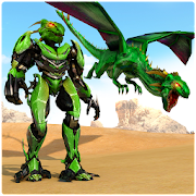 Download Android App Dragon Transform Robot for Samsung