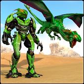 Dragon Transform Robot Mod