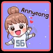 Korean Sticker Chat & Photo