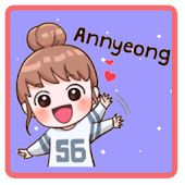 Korean Sticker Chat & Photo