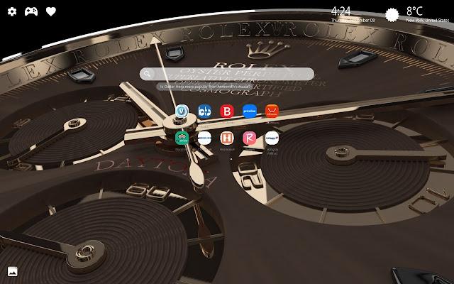 Rolex HD Wallpaper & 4K Background New Tab