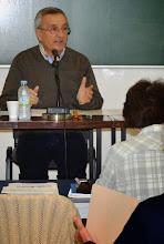 """Photo: """"La mística en los primeros siglos del cristianismo"""" con MANUEL DIEGO -Ávila, del lunes 22 al jueves 25 de septiembre de 2014 (ambos turnos) - CITeS - Universidad de la Mística. - Foto: IDJMP - Todos los Derechos Reservados CITES - http://www.mistica.es"""