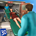 High School Doctor ER Emergency Hospital Game icon