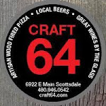 Logo of Craft -64- Bonkers DIPA