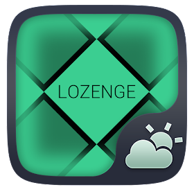 LOZENGE THEME GO WEATHER EX