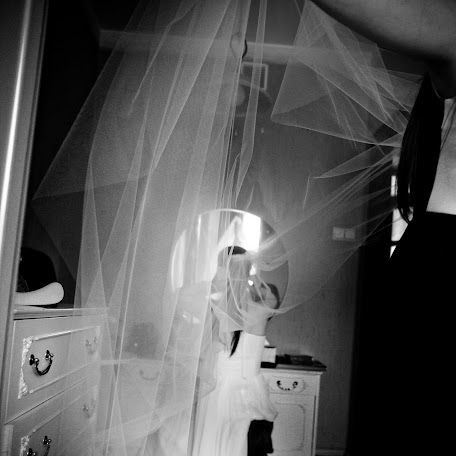 Wedding photographer Karolina Anna Budych (budych). Photo of 18.03.2014