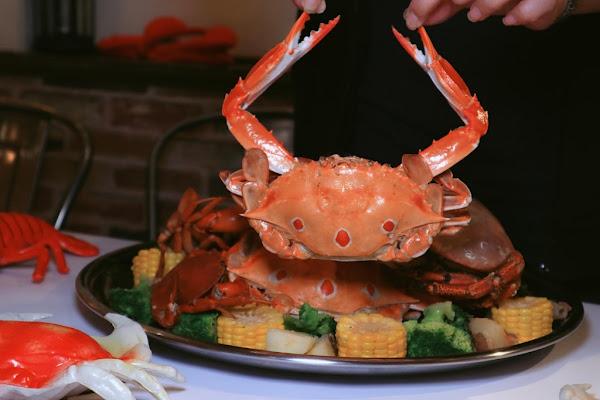 妃黛美式海鮮餐廳