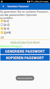 Password Saver Screenshot
