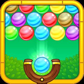 Garden Bubble Shooter