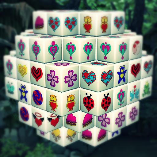 Fairy Mahjong Valentine's Day - Hq majong trivia (game)