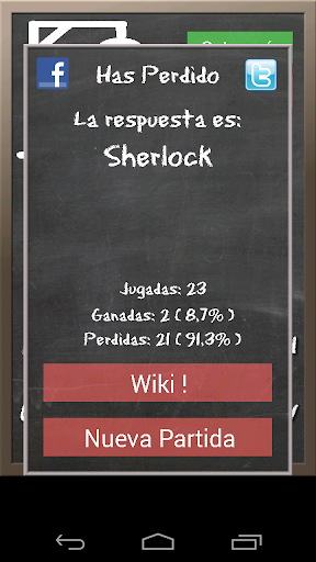 Hangman in Spanish Wiki screenshot 6