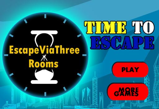 EscapeViaThreeRooms