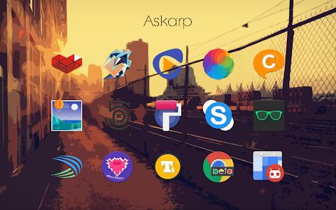 Askarp - Icon Pack v2.1