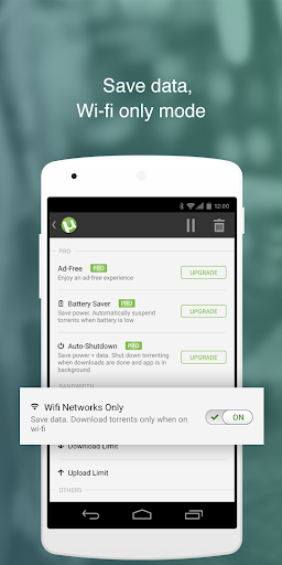 µTorrent®- Torrent Downloader screenshot 3