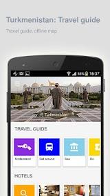 Turkmenistan: Travel guide Apk Download Free for PC, smart TV