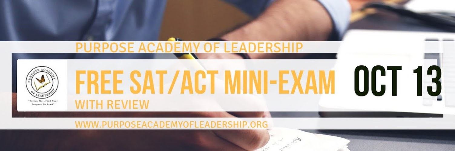Free SAT/ACT Mini-Exam Session