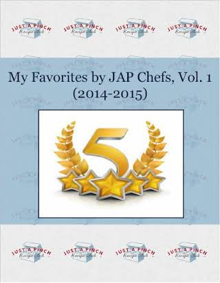 My Favorites by JAP Chefs,  Vol. 1 (2014-2015)