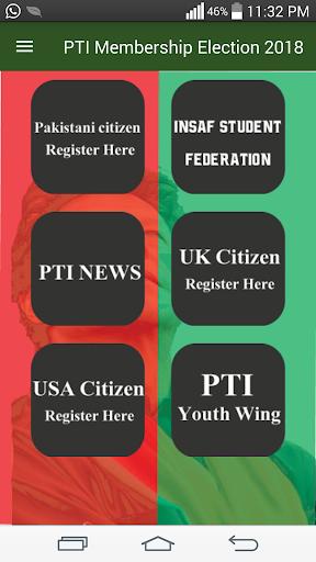 Download PTI Membership Election Campaign 2018 Google Play