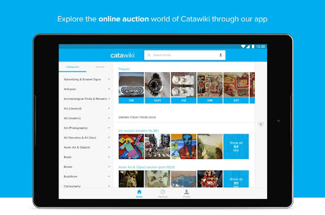 App Catawiki Online Auctions APK for Windows Phone