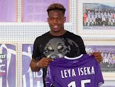 Les deux options pour le futur d'Aaron Leya Iseka