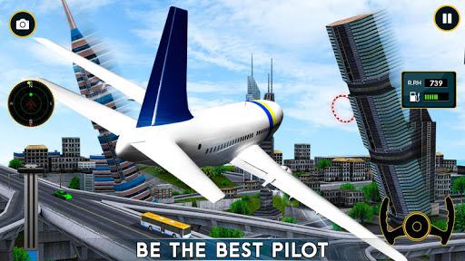 Airplane Flight Pilot Sim 3D 1.0 screenshots 3