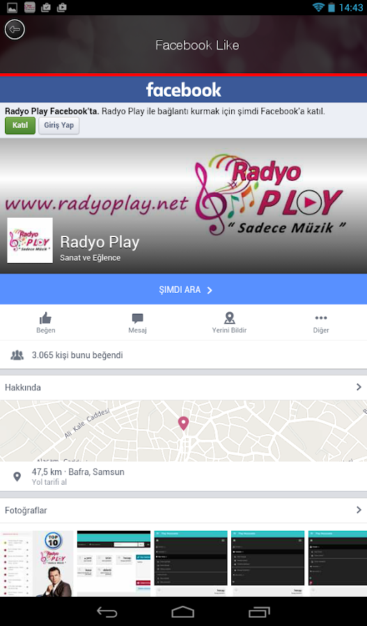 Radyo Play- screenshot