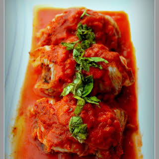 Low Carb Crock Pot Cabbage Rolls – Easy.