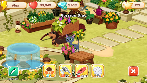 Hellopet House - Create a pet house with cute pets 1.2.01 de.gamequotes.net 1