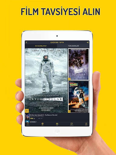 TINQ | Film ve Dizi tavsiyeleriyle sosyal ağ! screenshot 7